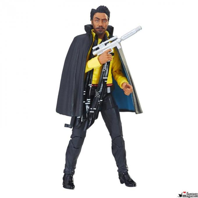 Lando Carlissian Action Figure