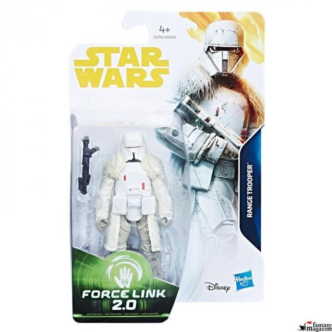 Range Trooper Action Figure