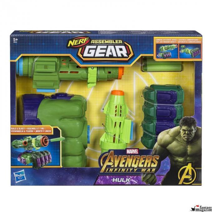 Assemble Gear Pack 03