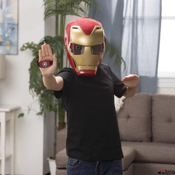 Hero Vision Iron Man 01