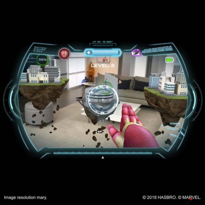 Hero Vision Screen