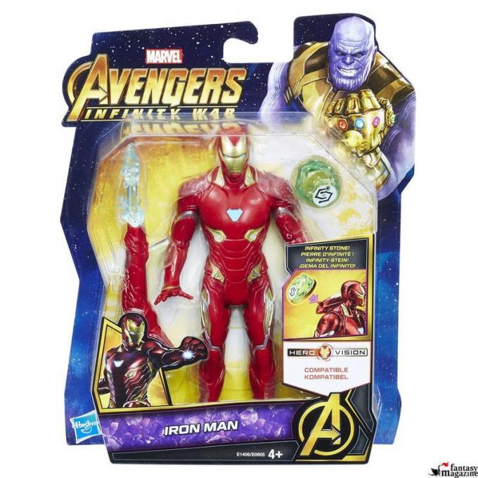 Infinity War Action Figures 15Cm Pack 01
