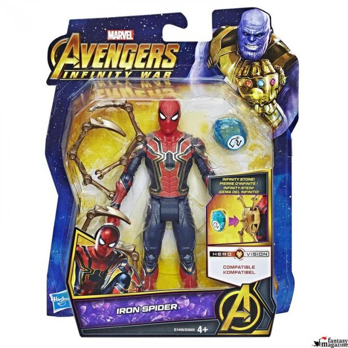 Infinity War Action Figures 15Cm Pack 03