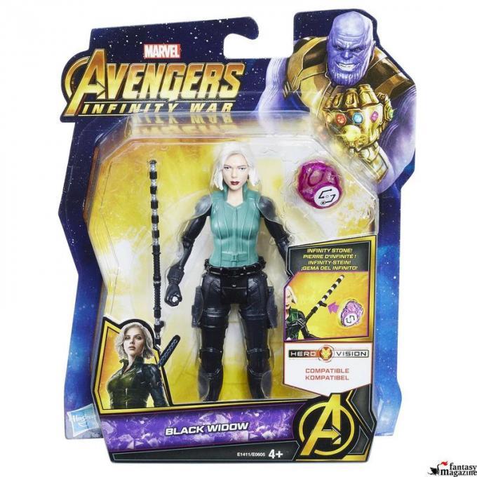 Infinity War Action Figures 15Cm Pack 04
