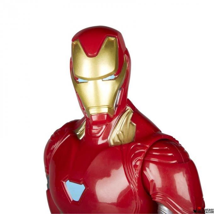 Titan Hero Iron Man 01