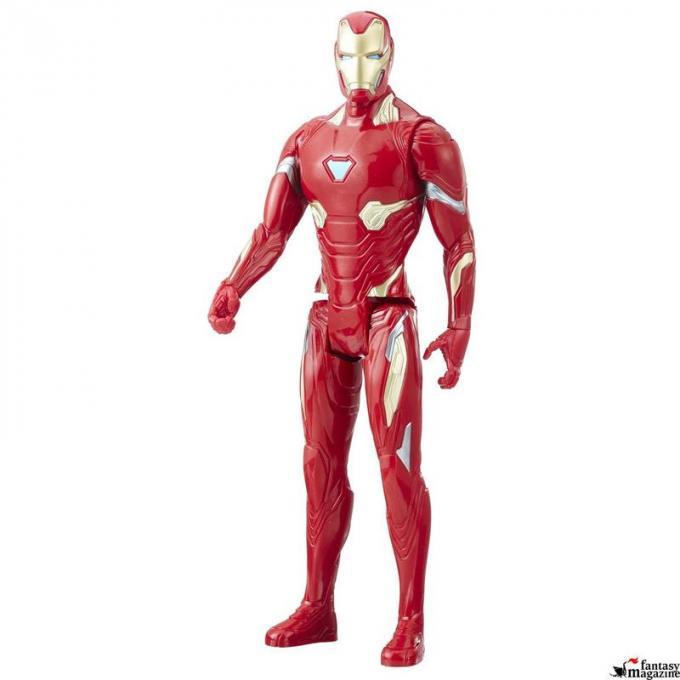 Titan Hero Iron Man 02