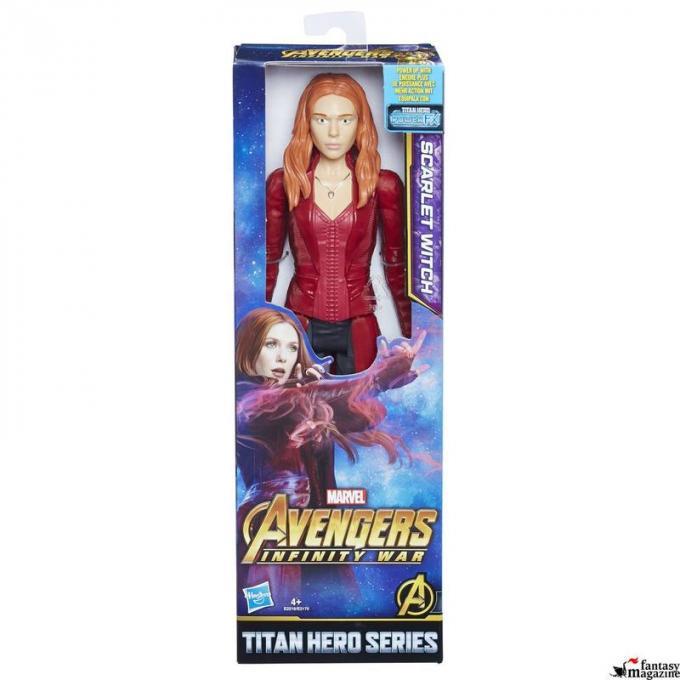 Titan Hero Scarlet Witch Pack