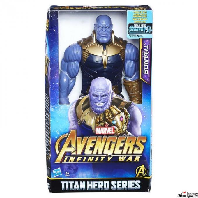 Titan Hero Thanos Pack