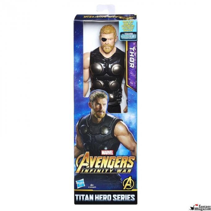 Titan Hero Thor Pack
