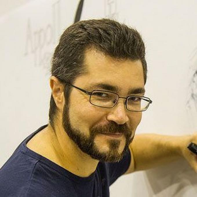 Gabriele Dell'Otto.�http://www.lccaf.com/guests/a-z/gabriele_dellotto/