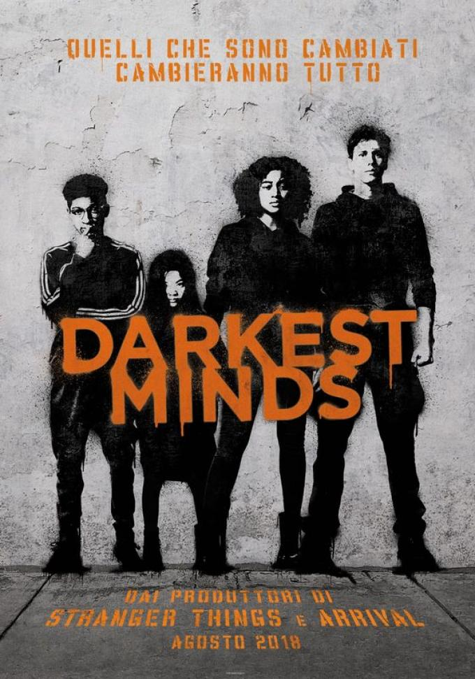 Darkests Minds