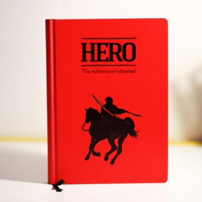 HERO - The Adventurer's Journal