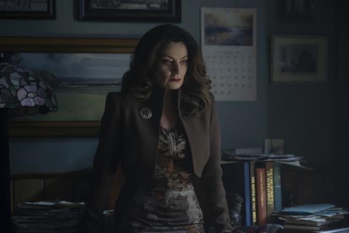 Michelle Gomez è Mary Wardwell/Madame Satana