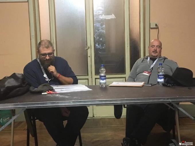 Educational Lontani Nuovi Mondi con Fabio Bottoni ed Emilio Franchi.