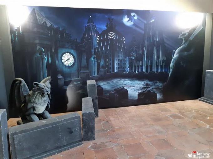 La mostra di Neal Adams al Palazzo Ducale a Lucca Comics and Games.