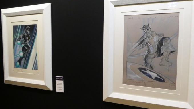 Simone Bianchi: Marvel Masterpieces a Lucca Comics & Games