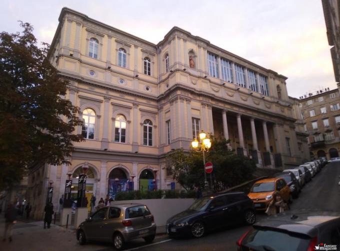 Il Teatro Rossetti