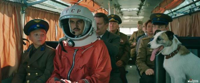 Scena del film Lajko � Gypsy in Space