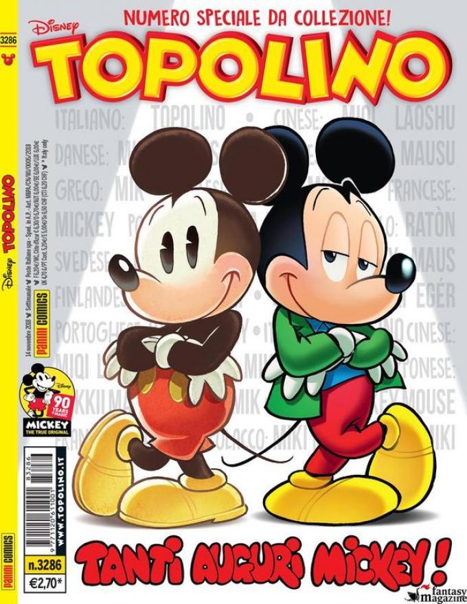 Topolino 3286