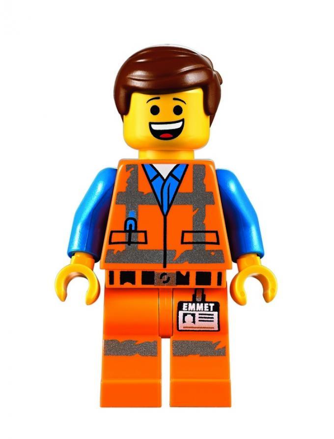 LEGO MOVIE 2 - BATTLE-EMMET