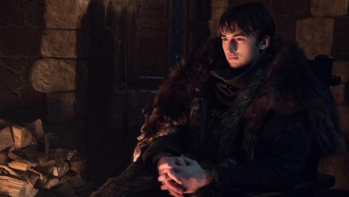 Isaac Hempstead Wright è Bran Stark – Foto: Helen Sloan/HBO