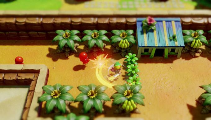 The Legend of Zelda: Link's Awakening per Nintendo Switch. (Fonte: Nintendo.it)