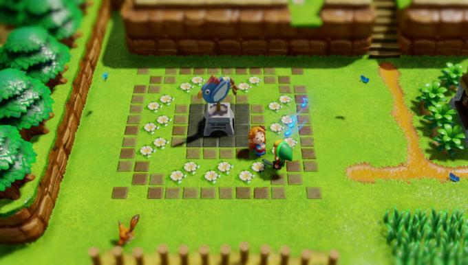 The Legend of Zelda: Link's Awakening per Nintendo Switch. (Fonte: Nintendo.it)