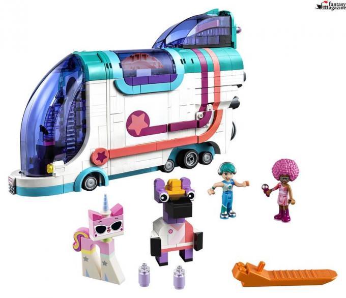 70828 Il party bus Pop-Up, Et� 9+, 1,013 pezzi, Euro 89,99