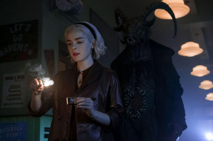 Le terrificanti avventure di Sabrina.