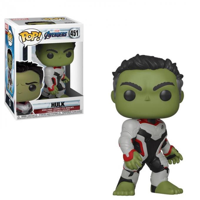 FUNKO - 36659 Avengers Hulk POP GLAM
