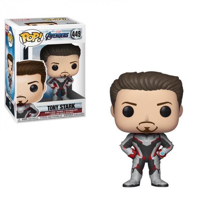 FUNKO - 36660 Avengers TonyStark POP GLAM