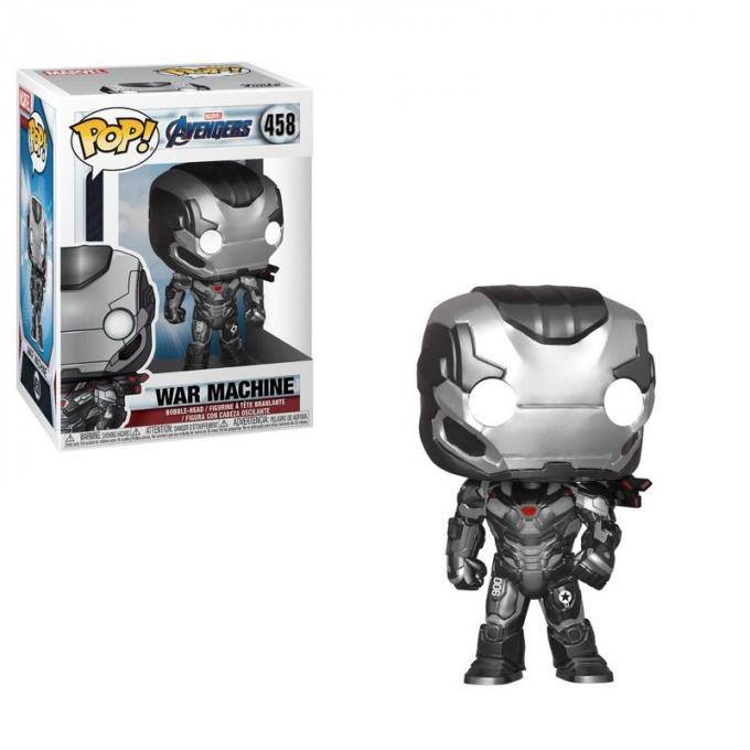 FUNKO - 36673 Avengers WarMachine POP GLAM