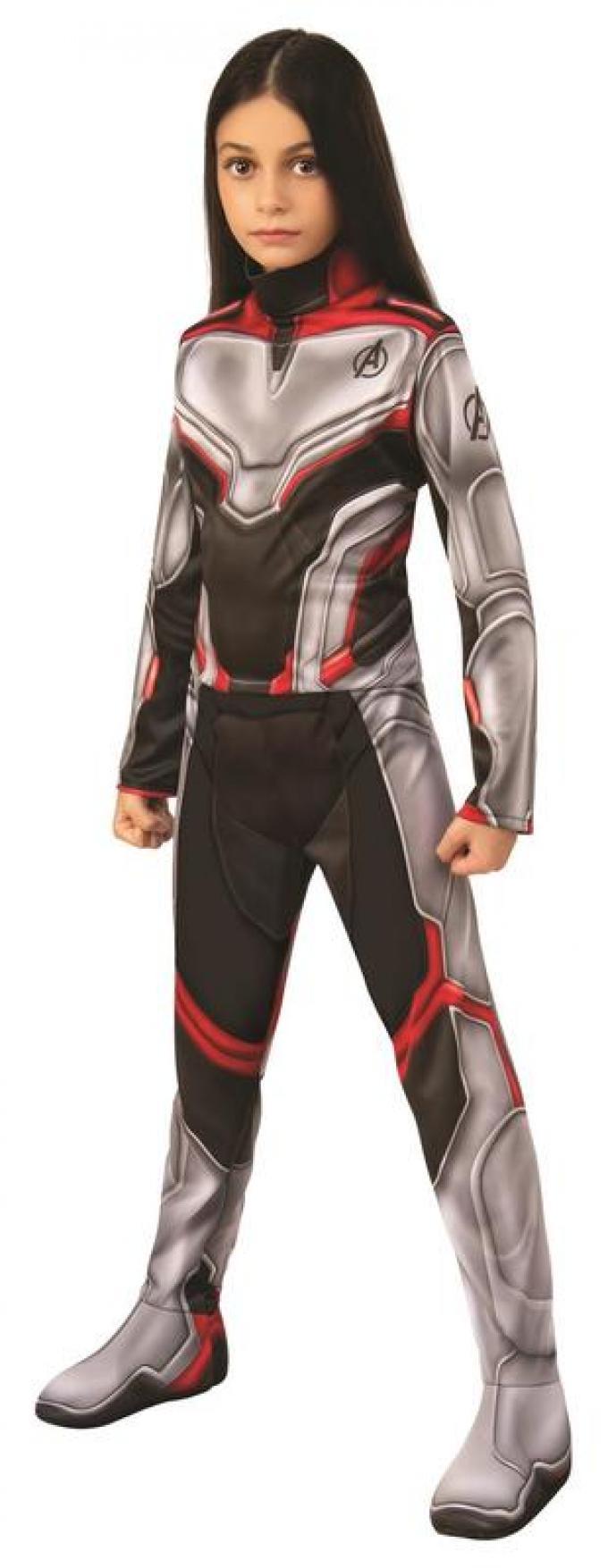 RUBIES - 700653 AV4 TeamUp Suit HS Child Girl