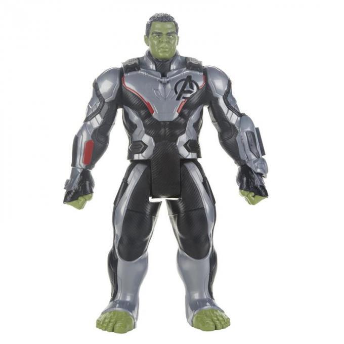 HASBRO - Deluxe Titan Heroes - Hulk (1)