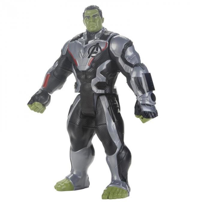 HASBRO - Deluxe Titan Heroes - Hulk (2)