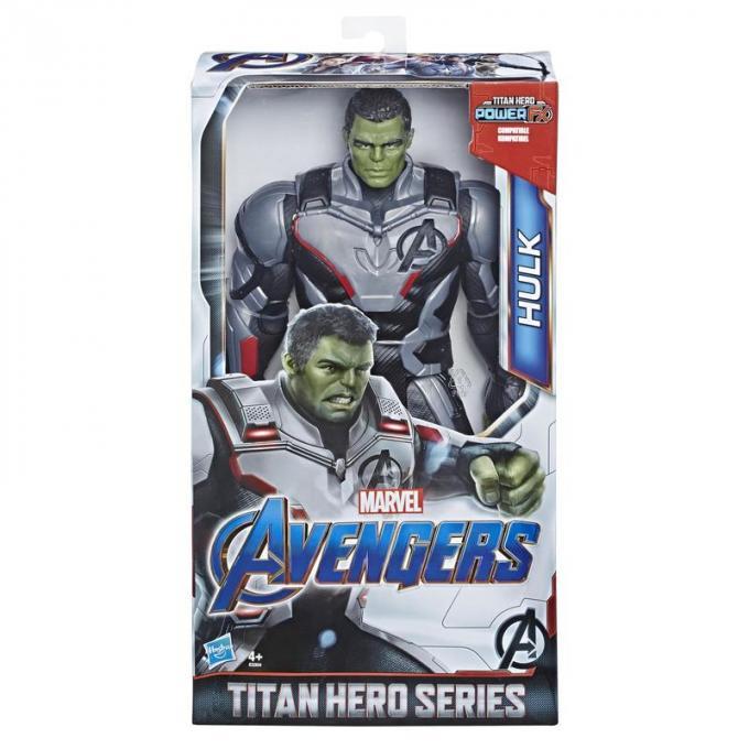 HASBRO - Deluxe Titan Heroes - Hulk (3)
