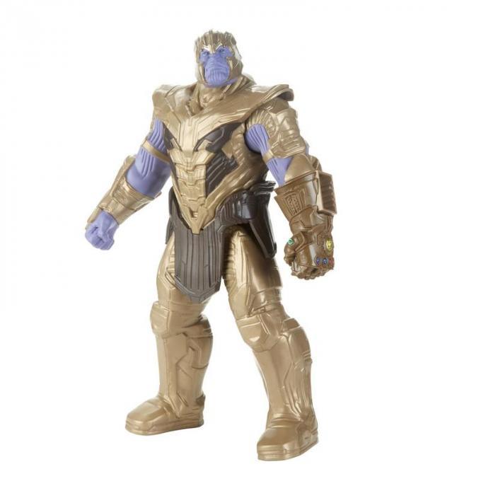 HASBRO - Deluxe Titan Heroes - Warrior Thanos (3)