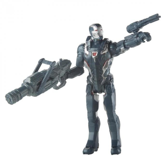 HASBRO - E3929 DAD Life S19 AVN 6inMovieWarMachine 053 Large 300DPI