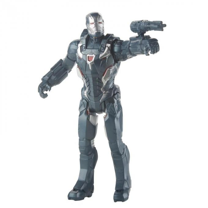 HASBRO - E3929 DAD Life S19 AVN 6inMovieWarMachine 057 Large 300DPI