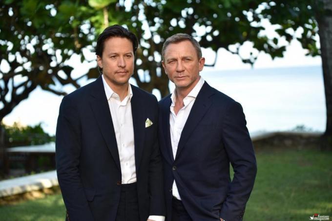 Cary Joji Fukunaga e Daniel Craig