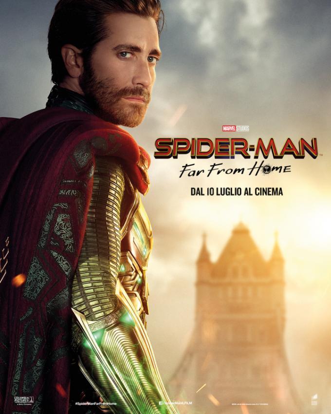 Spider-Man: Far From Home - Jake Gyllenhaal