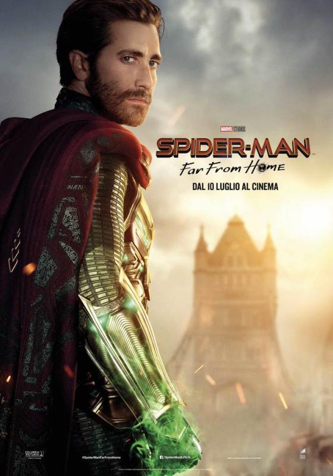 Spider-Man: Far From Home - Jake Gyllenhaal