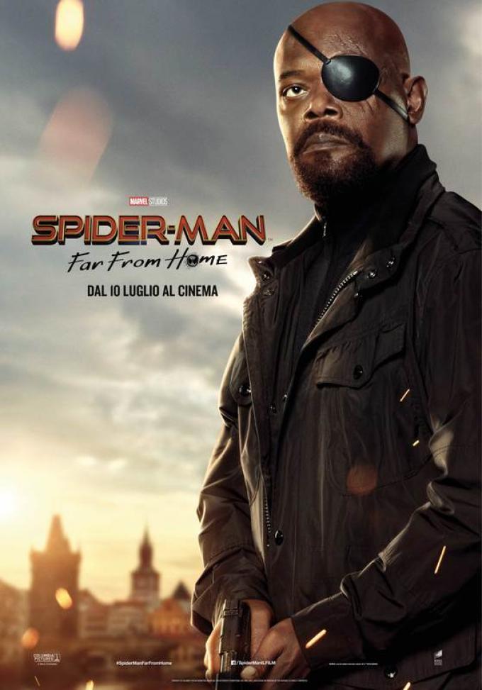 Spider-Man: Far From Home - Samuel L. Jackson