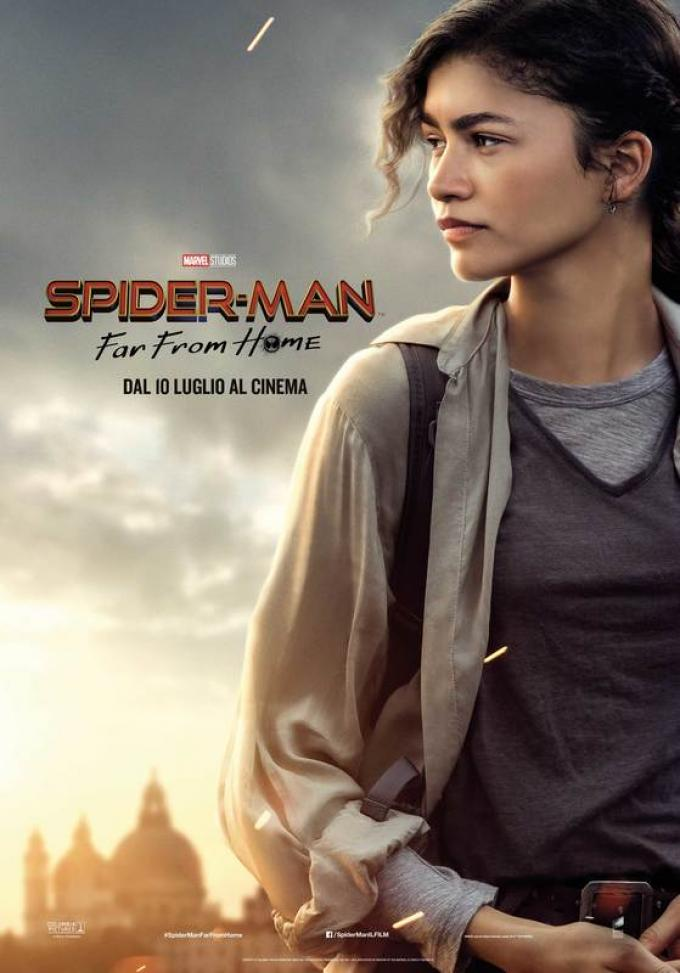 Spider-Man: Far From Home - Zendaya