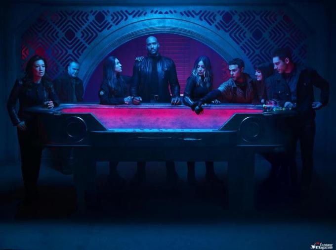 Marvel�s Agent of S.H.I.E.L.D.