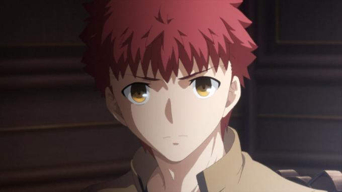 Fate/Stay Night: Heaven's Feel 2 - lost butterfly - _Shirou_Determinazione