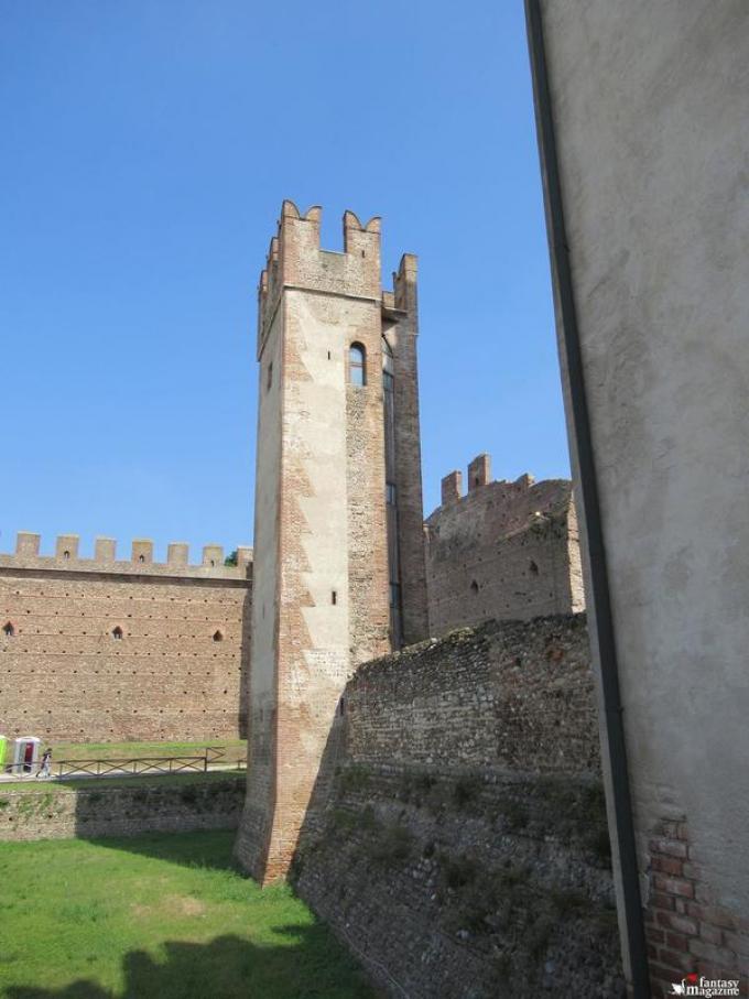 Il castello scaligero di Villafranca (VR)