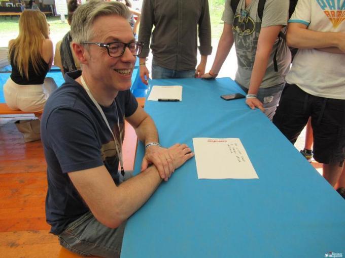 Leo Ortolani al ComicsFest 2019