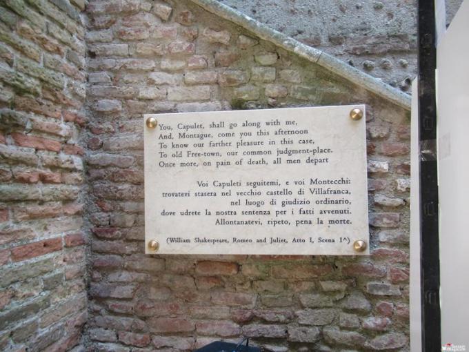 Castello scaligero di Villafranca (VR)