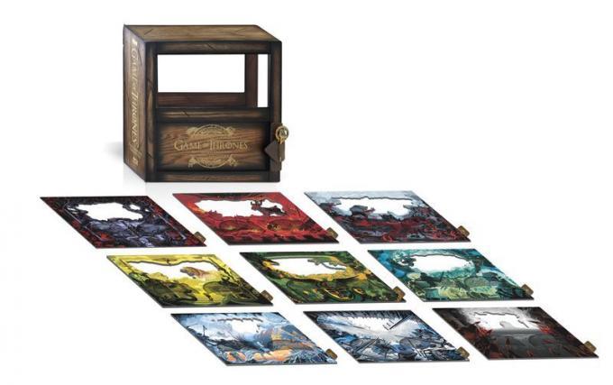 Il trono di spade: La collezione completa
